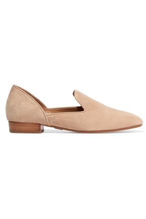 MICHAEL KORS COLLECTION Fielding suede loafers