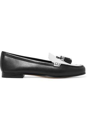 MICHAEL MICHAEL KORS Callahan tasseled leather loafers