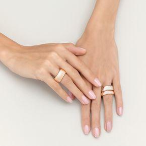 POMELLATO A.9106 E Ring Iconica c