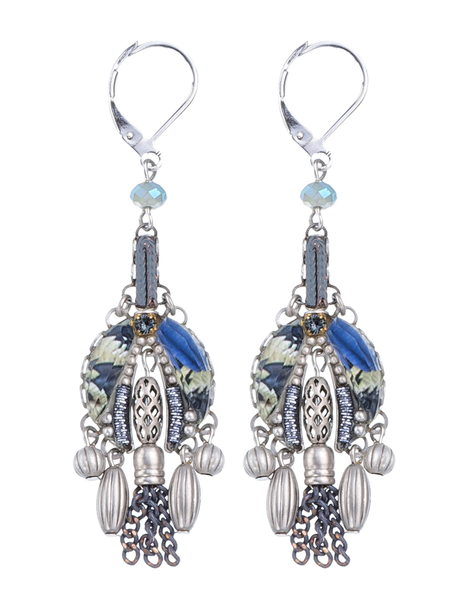 AYALA BAR Earrings in Silver