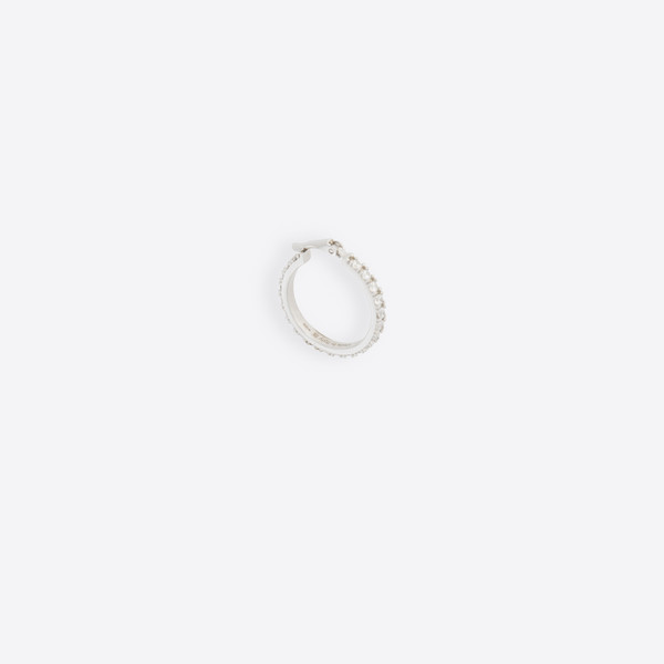 Buckle Stone Earring