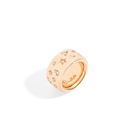 POMELLATO Ring Iconica A.910650MX E f