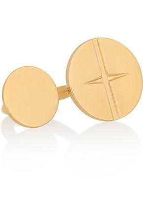 CHLOÉ Frankie gold-tone ring