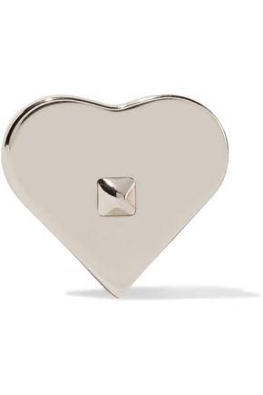 VALENTINO Silver-tone pendant