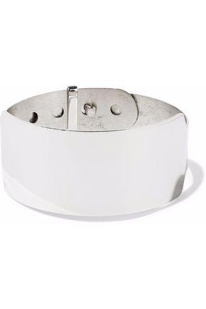 MM6 MAISON MARGIELA Silver-tone cuff