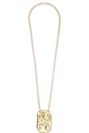 AURÉLIE BIDERMANN Anita gold-plated necklace