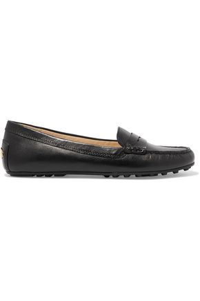 MICHAEL MICHAEL KORS Leather loafers
