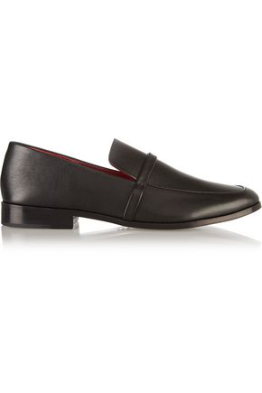 NEWBARK Melanie leather loafers