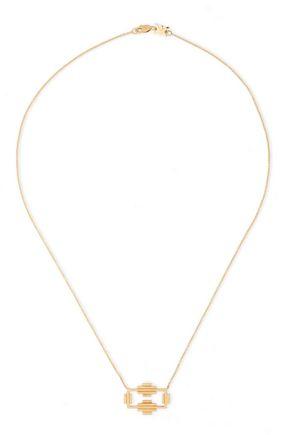 KHAI KHAI 18-karat gold necklace