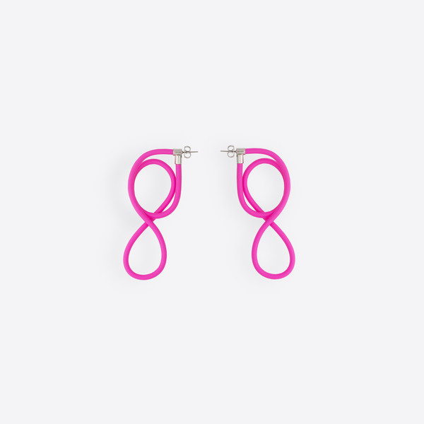 Elastic Magnet Earrings