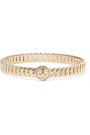 MARC BY MARC JACOBS Turnlock silver-tone bangle
