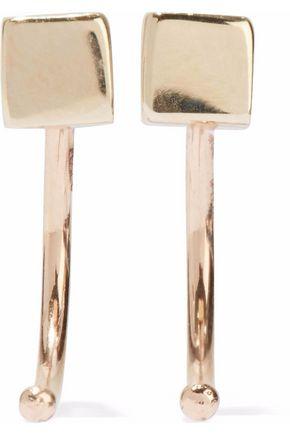 ADINA REYTER Gold-tone ear cuffs