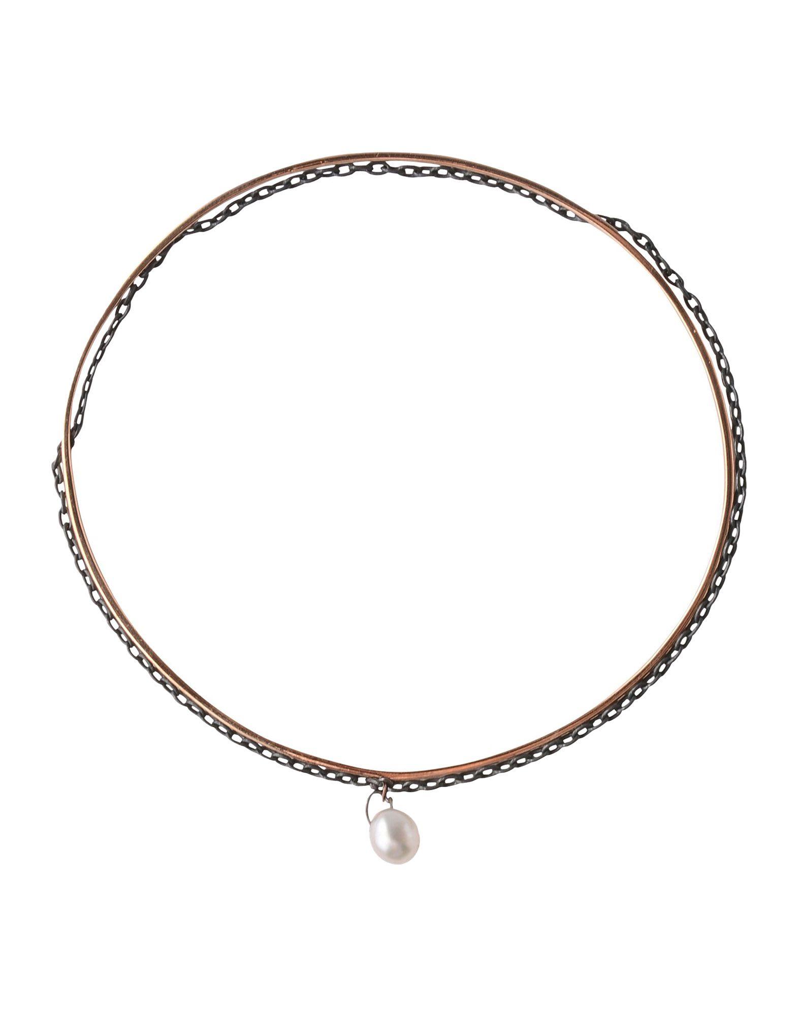 INEZ AND VINOODH Bracelet in Copper