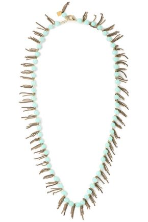 ROSANTICA Stone necklace