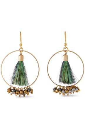 ROSANTICA Tassel earrings