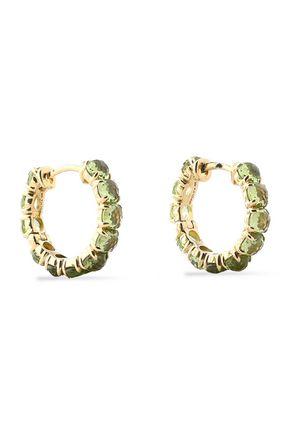 IPPOLITA Gold-tone multi-stone earrings