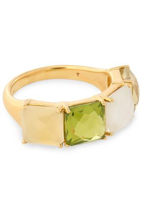 IPPOLITA 18-karat gold multi-stone ring