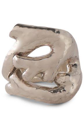 IPPOLITA Hammered silver ring