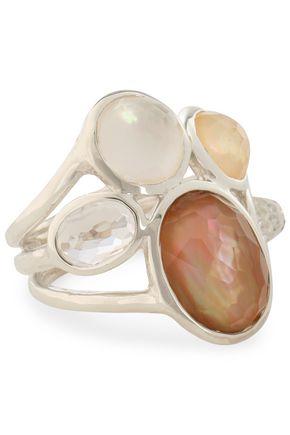 IPPOLITA Silver multi-stone ring