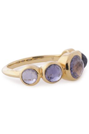IPPOLITA 18-karat gold multi-stone ring