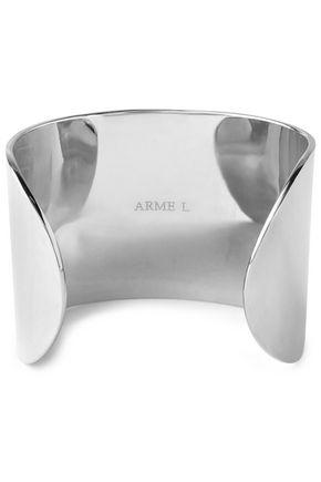 ARME DE L'AMOUR Silver-plated cuff