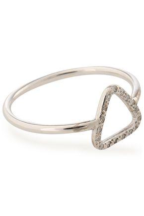 ILEANA MAKRI White gold diamond ring