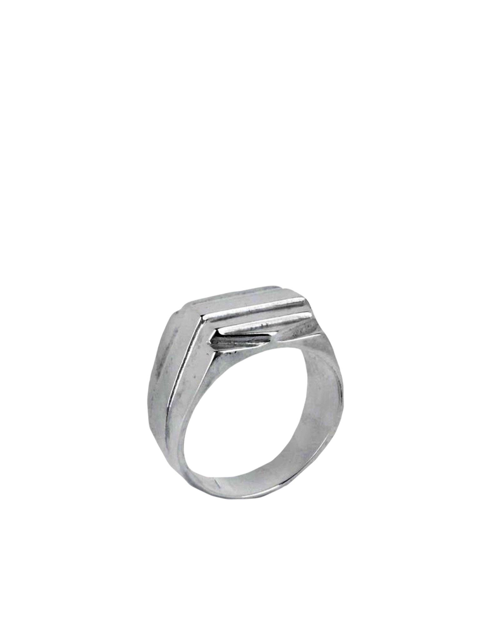 JAMES TANNER Ring in Silver