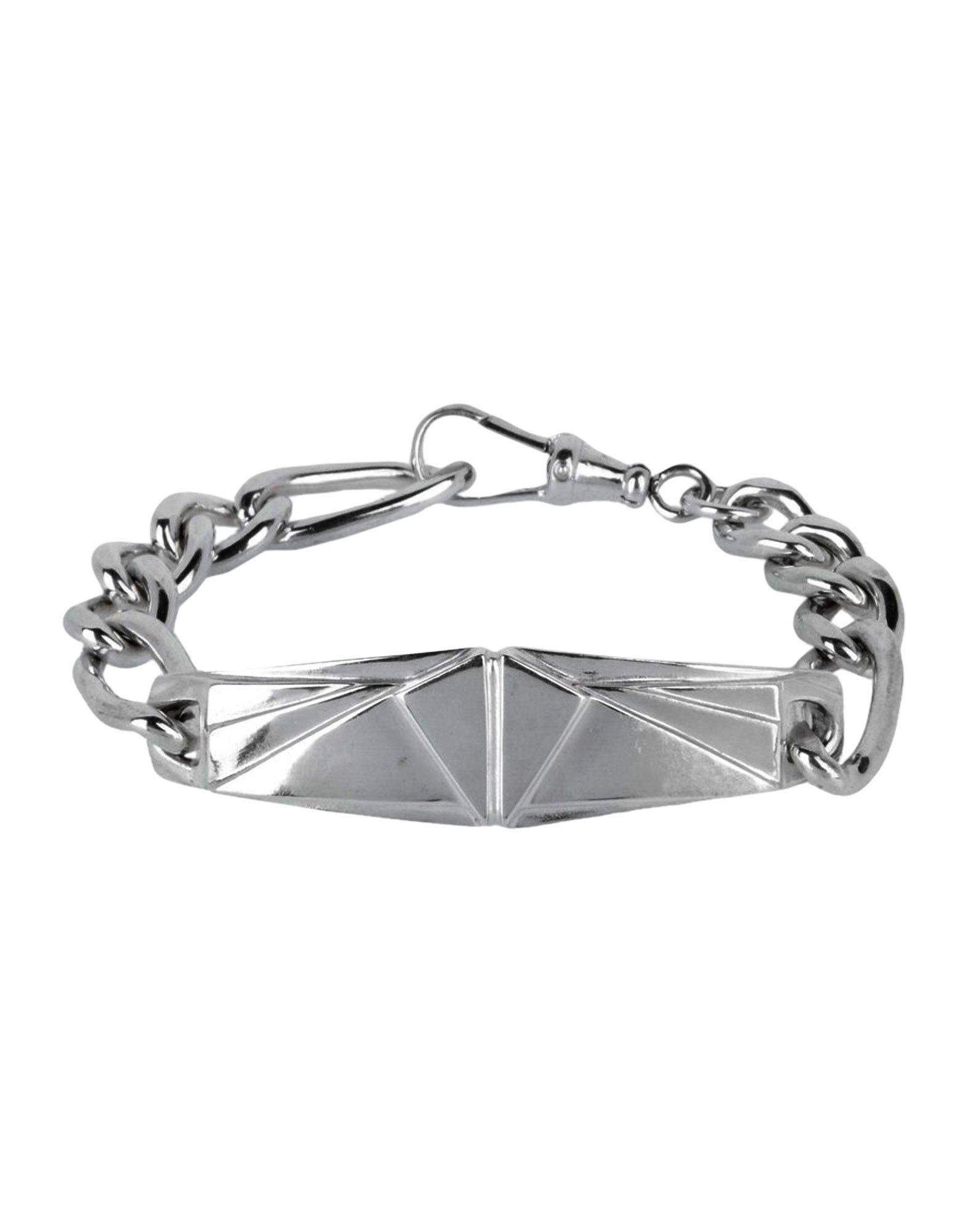 JAMES TANNER Bracelet in Silver