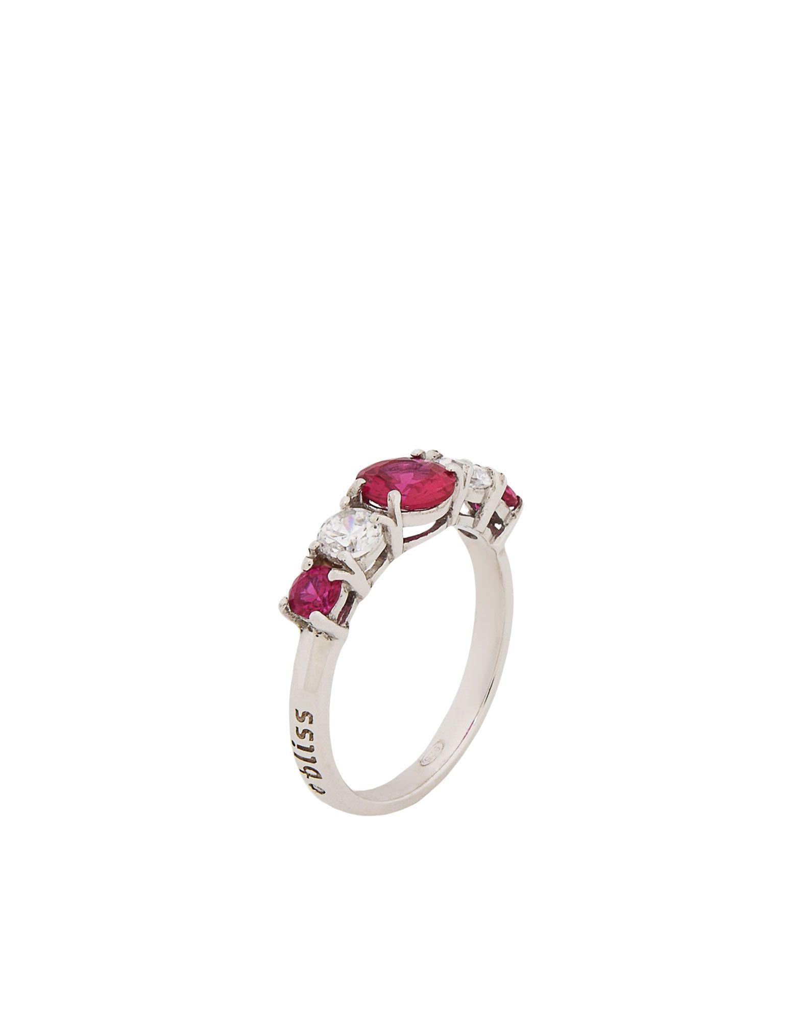 《送料無料》BLISS レディース 指輪 シルバー 16 シルバー925/1000 / キュービックジルコニア