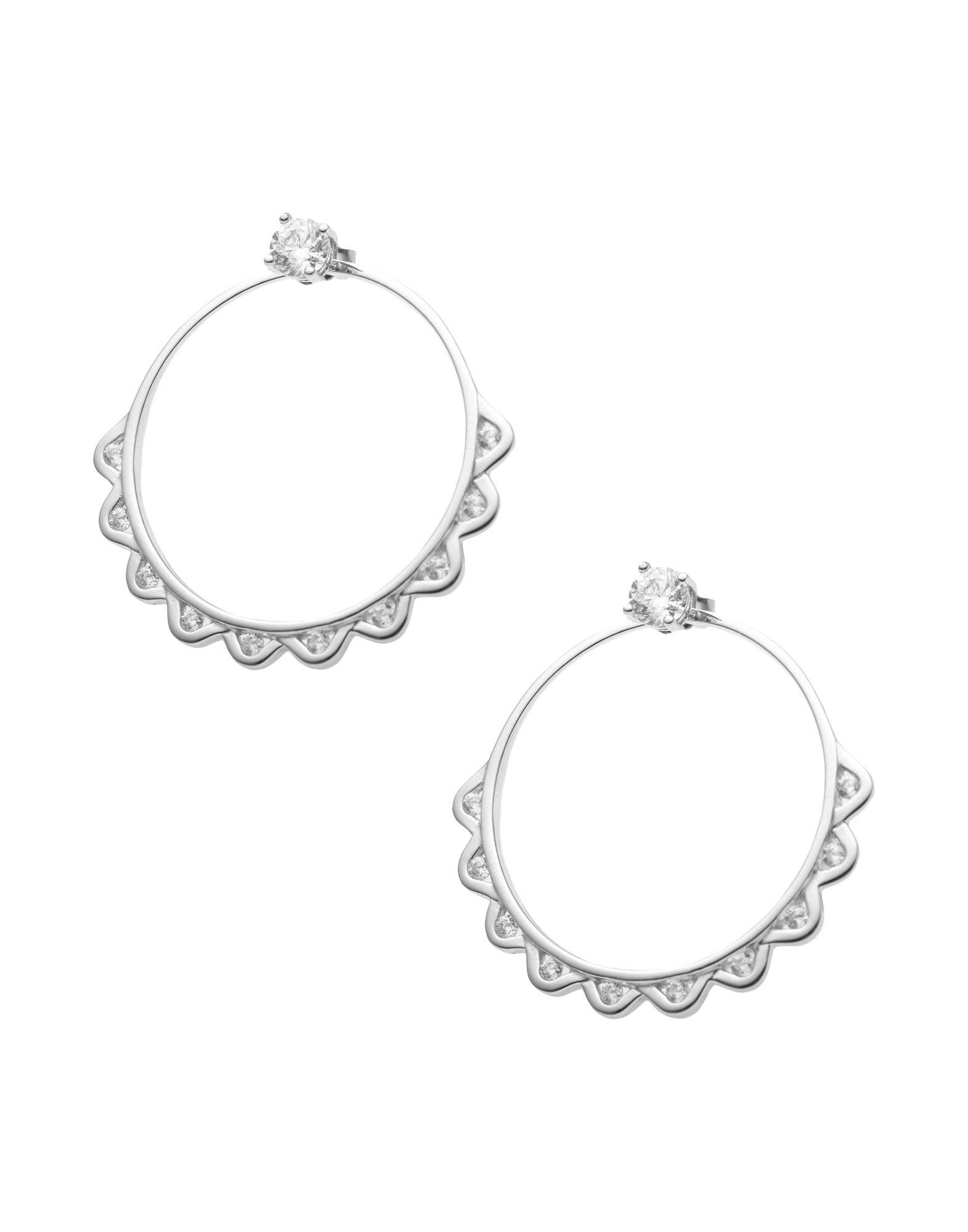 BLISS Earrings in Silver