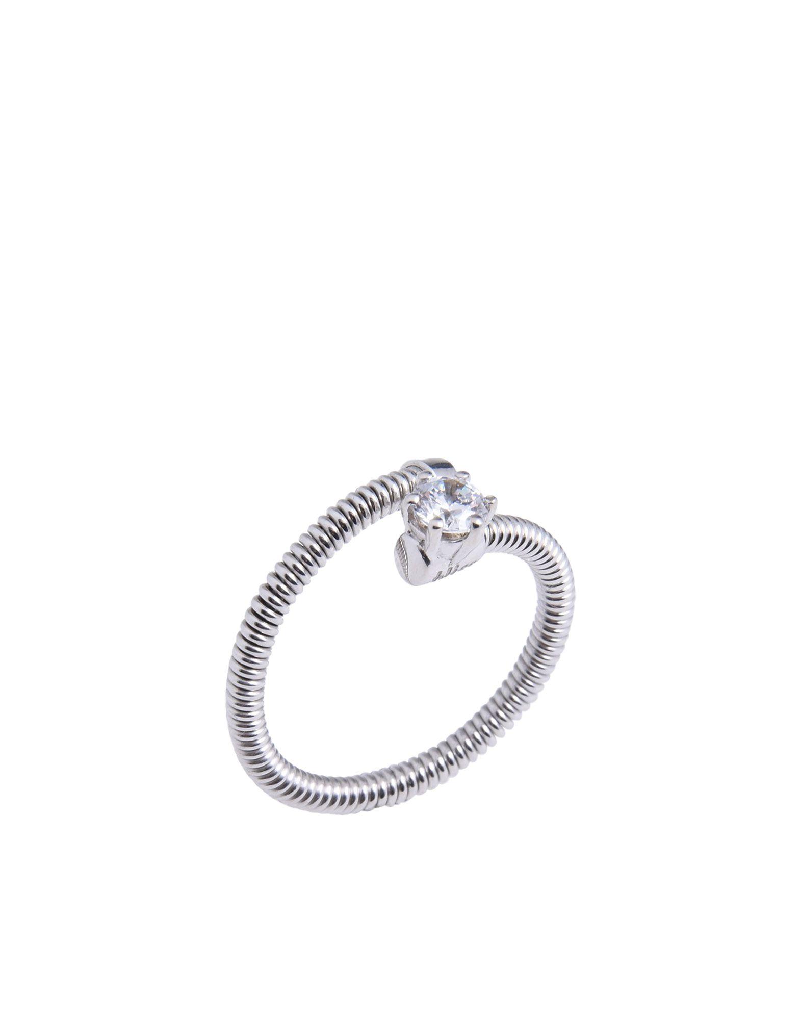 《送料無料》BLISS レディース 指輪 シルバー one size シルバー925/1000 / キュービックジルコニア