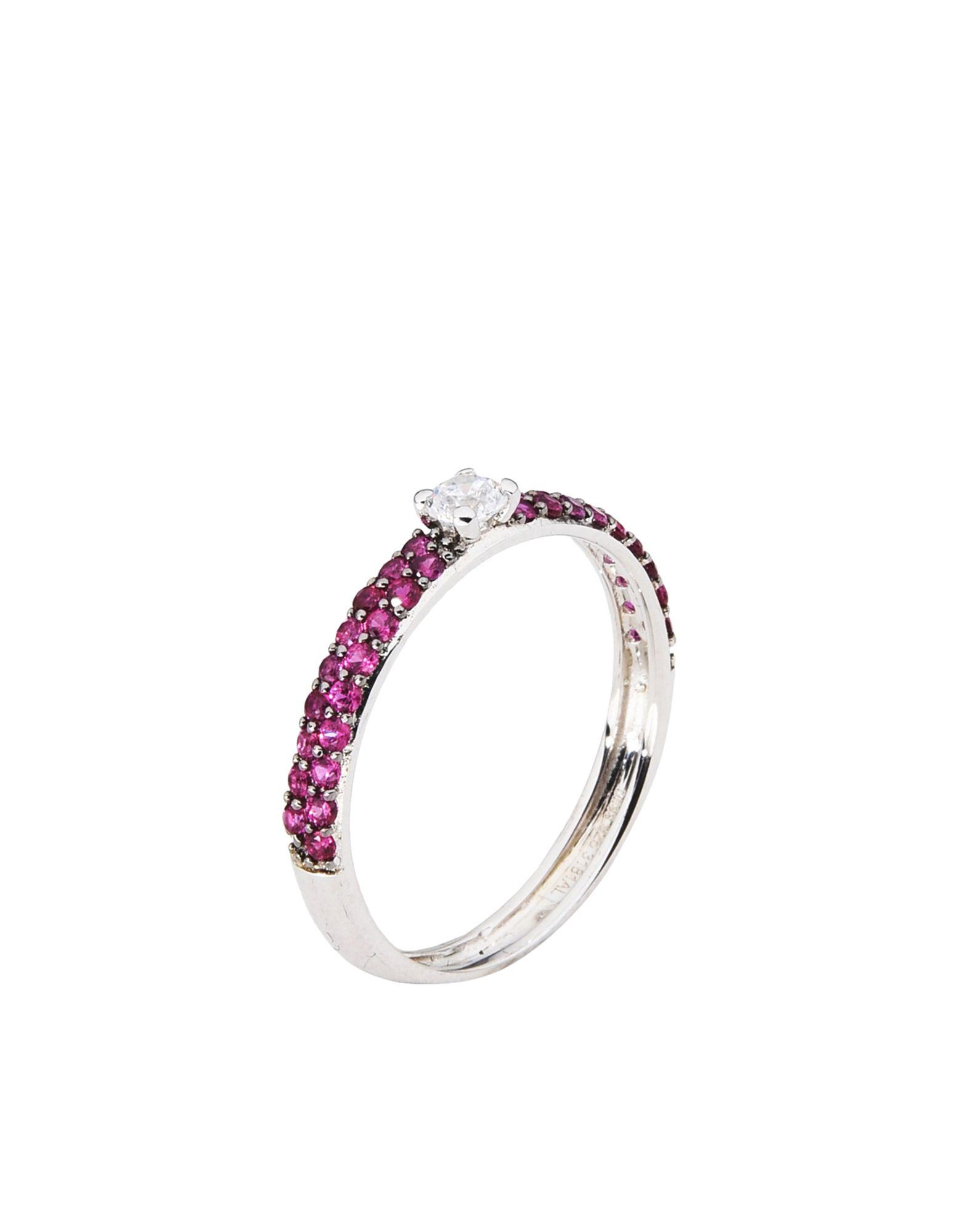 《送料無料》BLISS レディース 指輪 シルバー 12 シルバー925/1000 / キュービックジルコニア