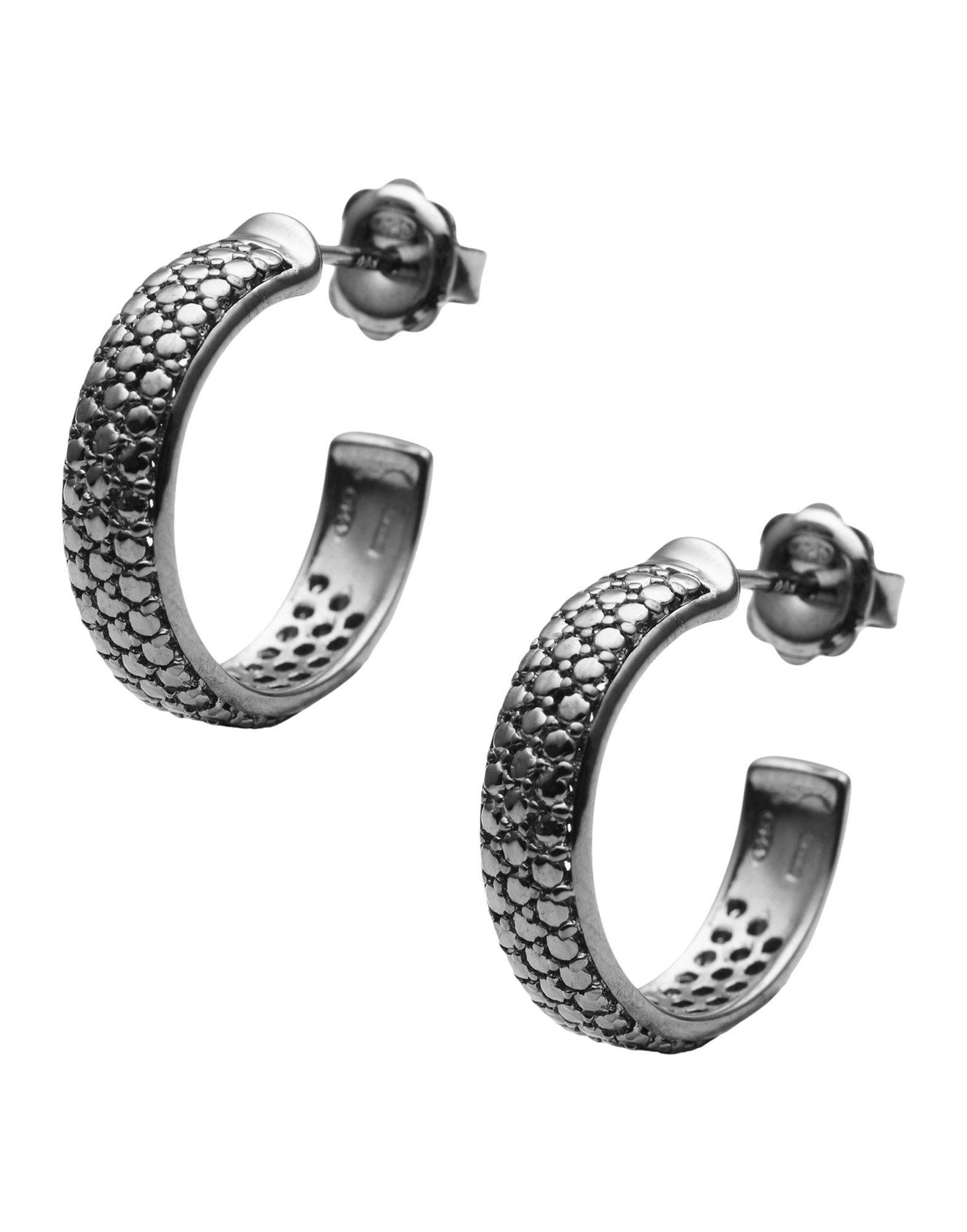 BLISS Earrings in Lead