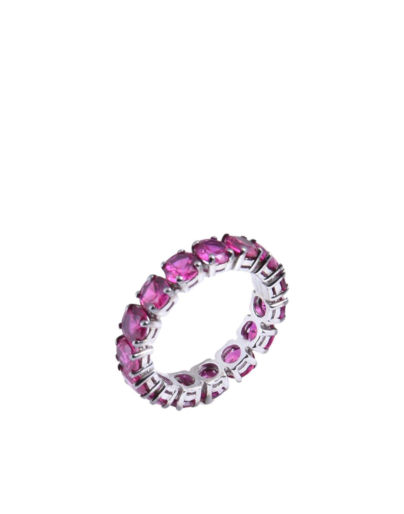 《送料無料》BLISS レディース 指輪 フューシャ 16 シルバー925/1000 / キュービックジルコニア