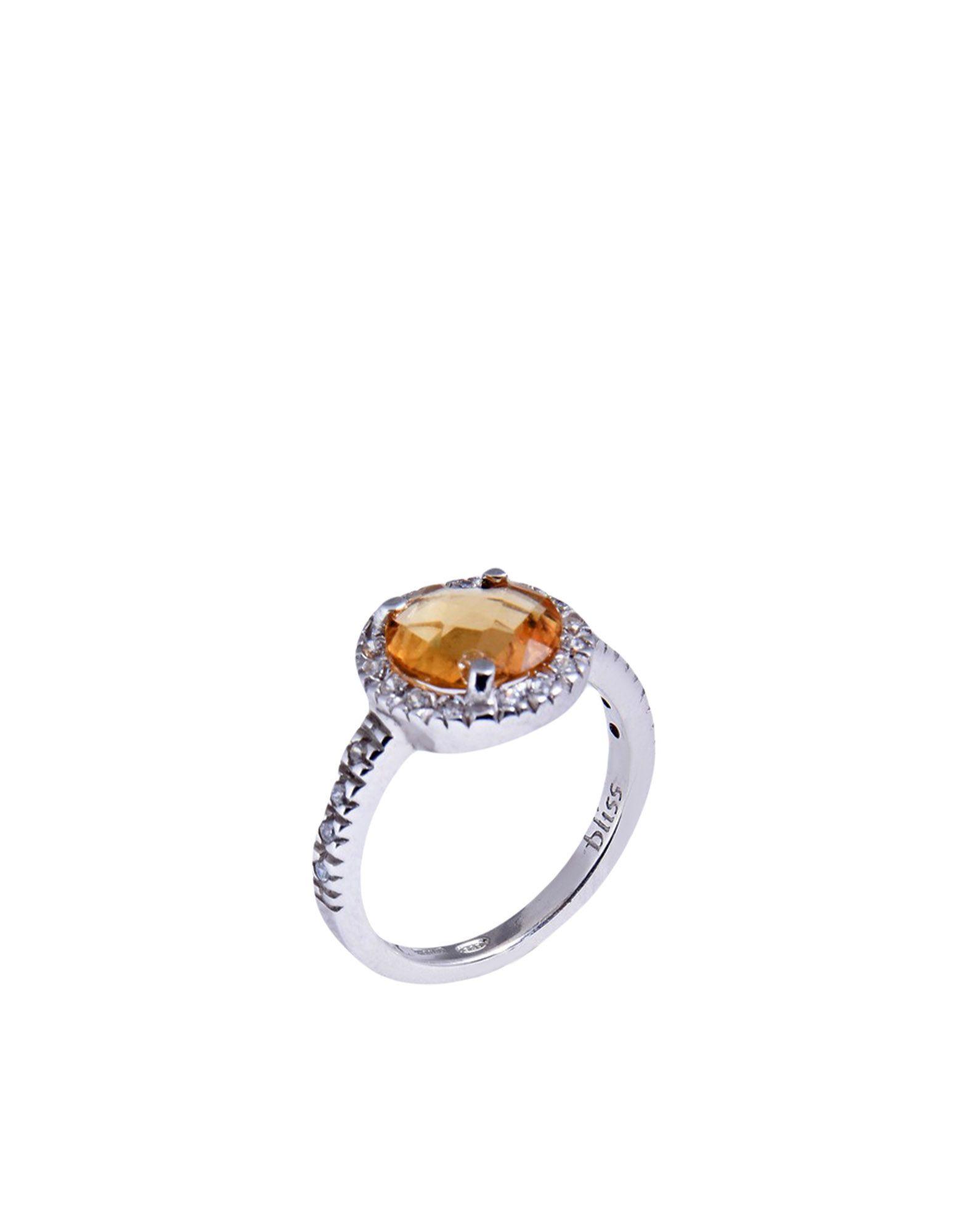 《送料無料》BLISS レディース 指輪 シルバー 12 シルバー925/1000 / キュービックジルコニア / 合成石