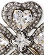 LANVIN Brooch Woman COSMIC CLOVER BROOCH/NECKLACE   f