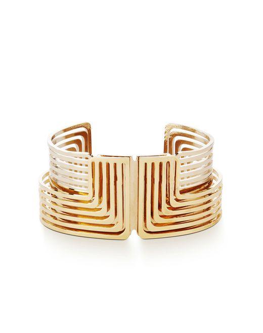 lanvin beyond cuff bracelet women