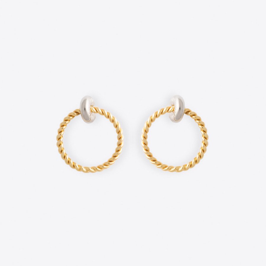 Hoop earrings Balenciaga TzdLwAn