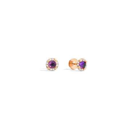 POMELLATO Earrings m'ama non m'ama O.B807 E f