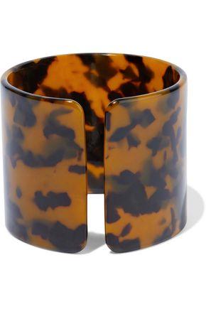 de7c0d27d48d ... KENNETH JAY LANE Tortoiseshell resin cuff
