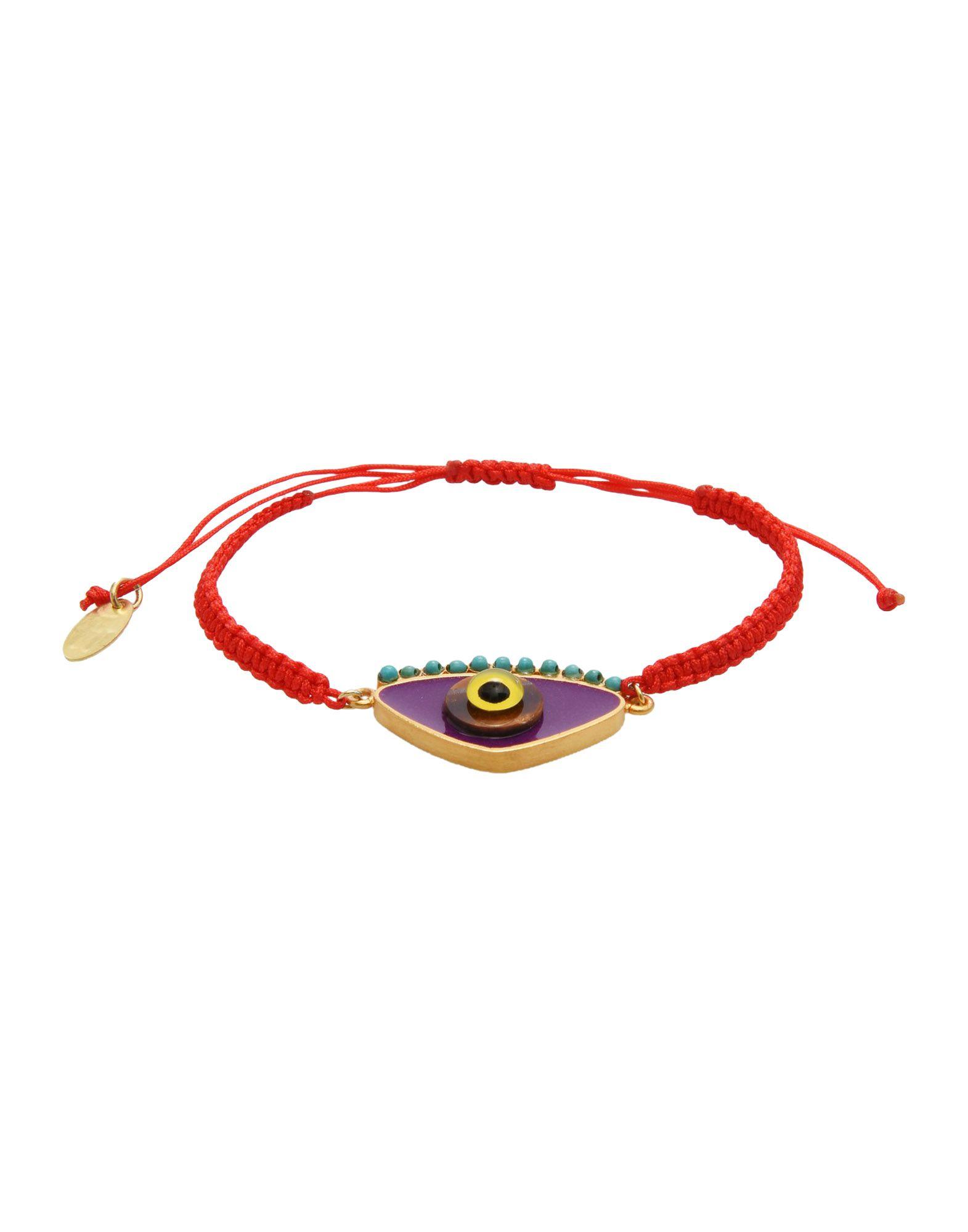 KATERINA PSOMA Bracelet in Red