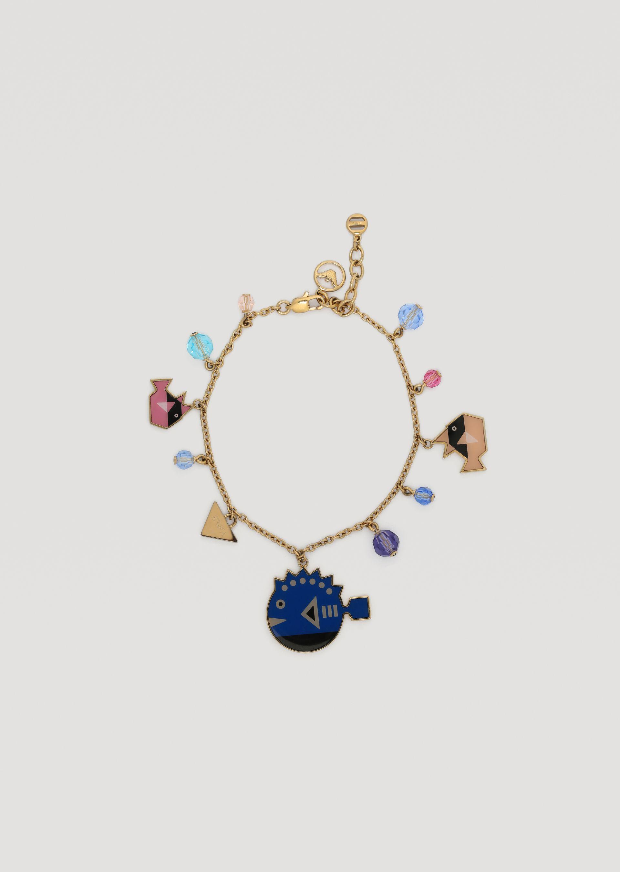 Bracelets - Item 50208792, Gold from ARMANI.COM