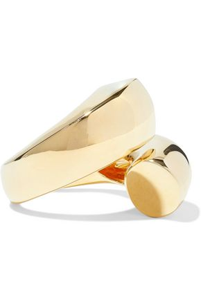 WOMAN MOORE GOLD-TONE RING GOLD