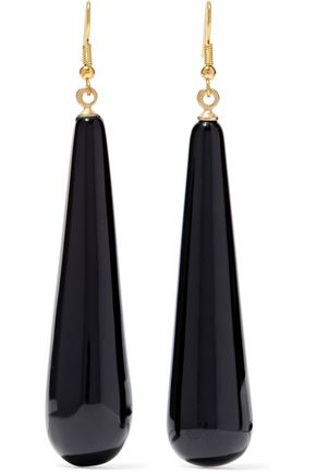 KENNETH JAY LANE Resin earrings