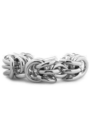ALEXANDER WANG Silver-tone chain bracelet