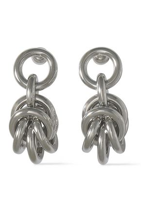 ALEXANDER WANG Silver-tone earrings