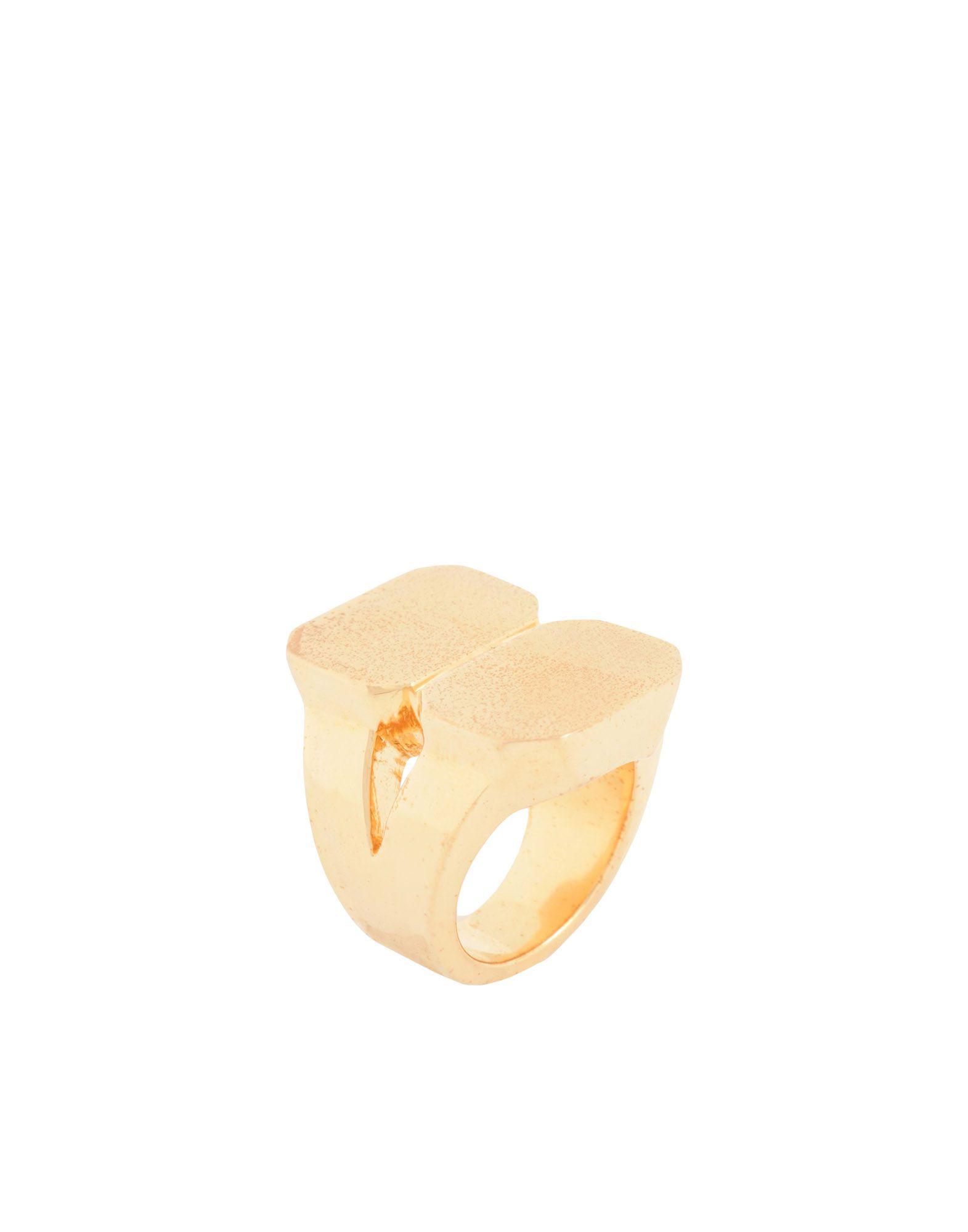 《送料無料》JENNIFER FISHER レディース 指輪 ゴールド 6 金属