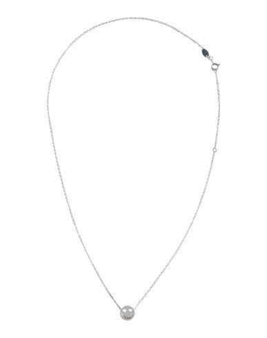 Фото - Ожерелье от RUIFIER серебристого цвета