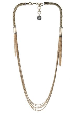 LANVIN Gold-tone necklace