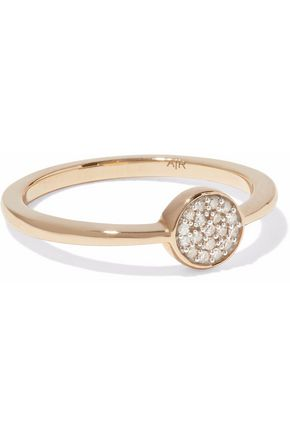 ADINA REYTER 14-karat gold diamond ring
